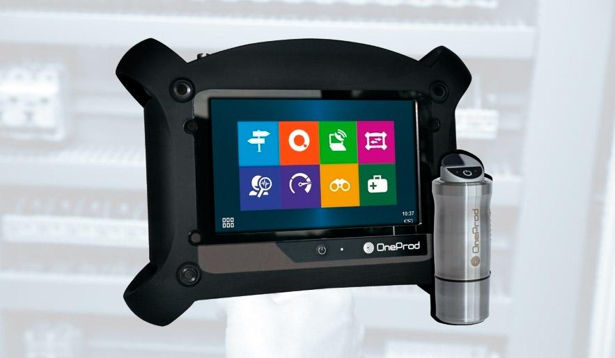 foto de prevenção monitoramento de vibração e análise de vibração