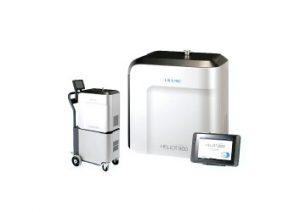 HELIOT-900 Detector de Vazamento de Gás Hélio